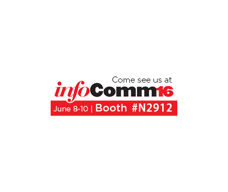 HDCVT attend Infocomm show in Vegas!